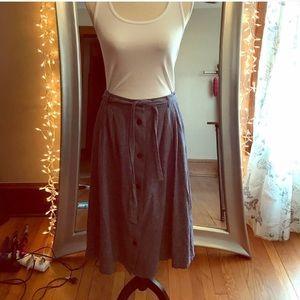 Old Navy Skirts - Old Navy Linen/Cotton skirt.